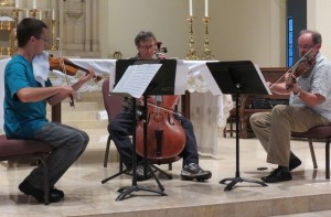 classical workshop performers