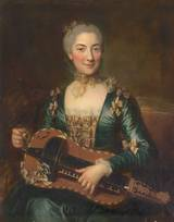 A Lady with a Vielle Low Res